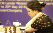 Tan Zhongyi gewinnt - fünf Entscheidungen in Serie