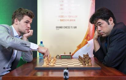 Carlsen & Nakamura missing in 2021 Grand Chess Tour field