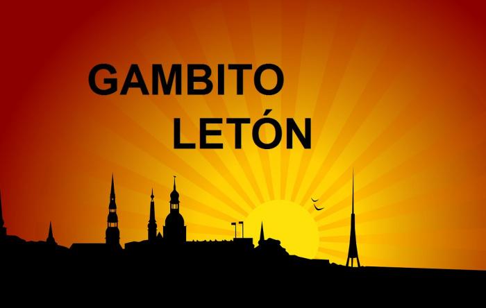 Palizón con el Gambito Letón...