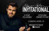 Carlsen lanza torneo online con 250.000 dólares en premios
