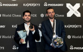 Nepomniachtchi wins the Moscow FIDE Grand Prix