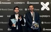 Nepomniachtchi gewinnt den FIDE Grand Prix Moskau