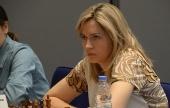 Frauen-EM: Zhukova vorn, Pähtz im Verfolgerfeld