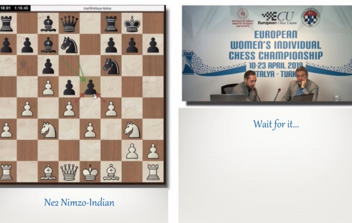 Excellent Commentary from GM Papaionannou on the Nimzo-Indian