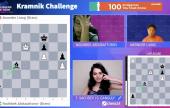Kramnik Challenge 3: Awonder leads before final sprint