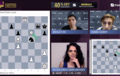 Airthings Masters (3): Carlsen pasa como primero. Grischuk y Giri dicen adiós