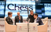 Shamkir Chess 8: Carlsen beats Giri to close on title