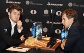 Carlsen-Karjakin, Game 12: Tiebreaks it is!