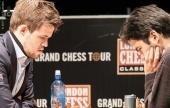 London Classic 6: Carlsen survives Nakamura scare
