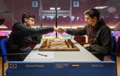 Tata Steel 5: Firouzja beats Giri for 3rd win