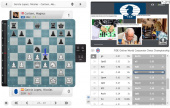 Nepo & Korobov in World Corporate Championship Final 8