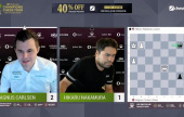 New in Chess Classic Final 1: Magnus takes the lead