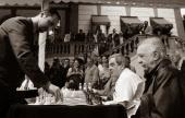 Vicente Leñero y el ajedrez así