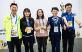 Olimpiada de Batumi: Todo el oro para China