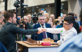 What happened in Carlsen vs. Firouzja?