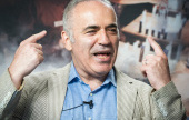 Garry Kasparov – No Chess Monopoly in Hypocrisy