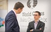 Baku close-up: Caruana beats Svidler