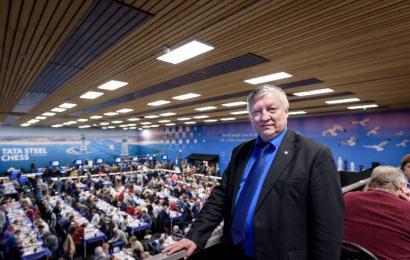 El gran Karpov cumplió 67 años