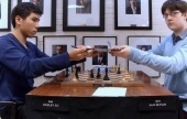 US Champs R3: 14-year-old Sevian shocks So