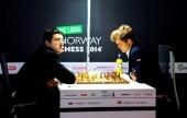 Norway Chess Rd 2: Caruana strikes again