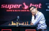 Superbet GCT Day 1: Anish Giri a.k.a. Mikhail Tal