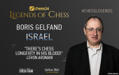 Boris Gelfand: Total dedication