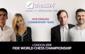 Grischuk & Giri sind Teil unserer Carlsen-Caruana Show