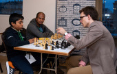 Duda strikes first in Prague Chess Festival