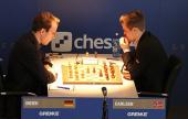 GRENKE Classic, R5: Meier verpasst Sieg gegen Carlsen