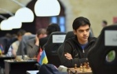 Giri last piece in Norway Chess 2014 jigsaw
