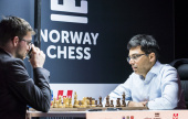 Norway Chess (7): Anand se une a los líderes