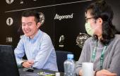 Kandidaten 2020, 3: Ding Liren schlägt Caruana