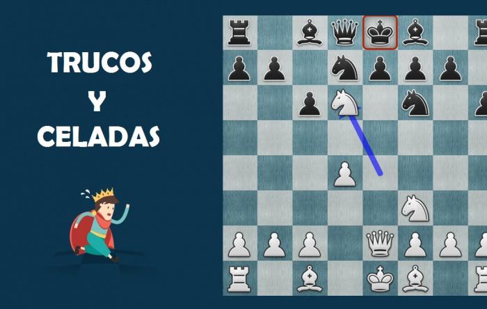 Gana en 6 jugadas con el Gambito Vaganian.