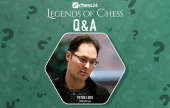 Q&A with Chess Legend Peter Leko
