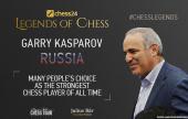 Garry Kasparov: The GOAT