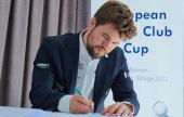 Magnus Carlsen signs World Championship contract