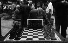 Do chessboards all have coordinates in official FIDE tournaments, like Wijk aan Zee?