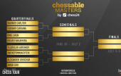 Chessable Masters Groupe B : Remake Carlsen vs Caruana