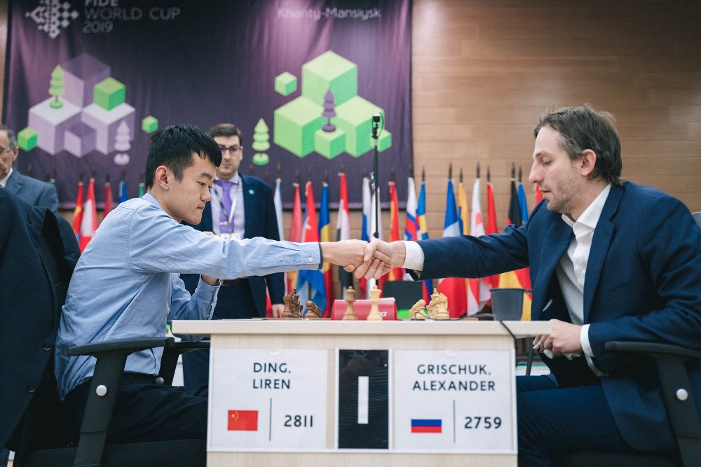 Fide World Cup Qf Who Wants To Win An Exchange Chess24com