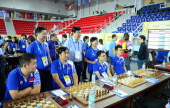 Batumi 2018, 10: China-USA showdown