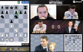 MCI Day 10: Ding & Nakamura catch Carlsen