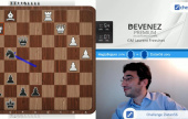Premier Banter Blitz de Laurent Fressinet - la revanche du too weak too slow contre Magnus Carlsen !
