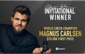 Magnus Carlsen gana el Magnus Carlsen Invitational