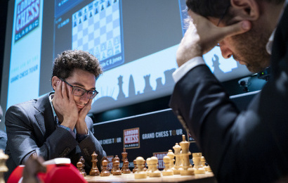 Grand Chess Tour comes down to rapid and blitz