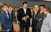 "Kramnik on seeing Carlsen was ""the next Federer"""