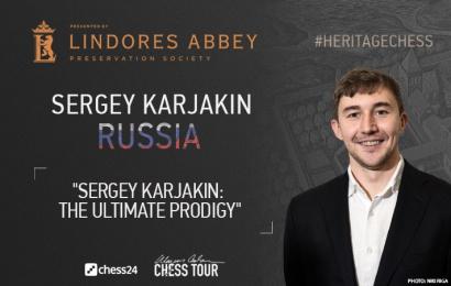 Sergey Karjakin: The Ultimate Prodigy