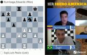 Eduardo Iturrizaga campeón del Iberoamericano Online