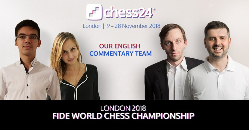 Grischuk & Giri join our Carlsen-Caruana show | chess24 com