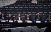 Carlsen & Caruana true to form in press opener