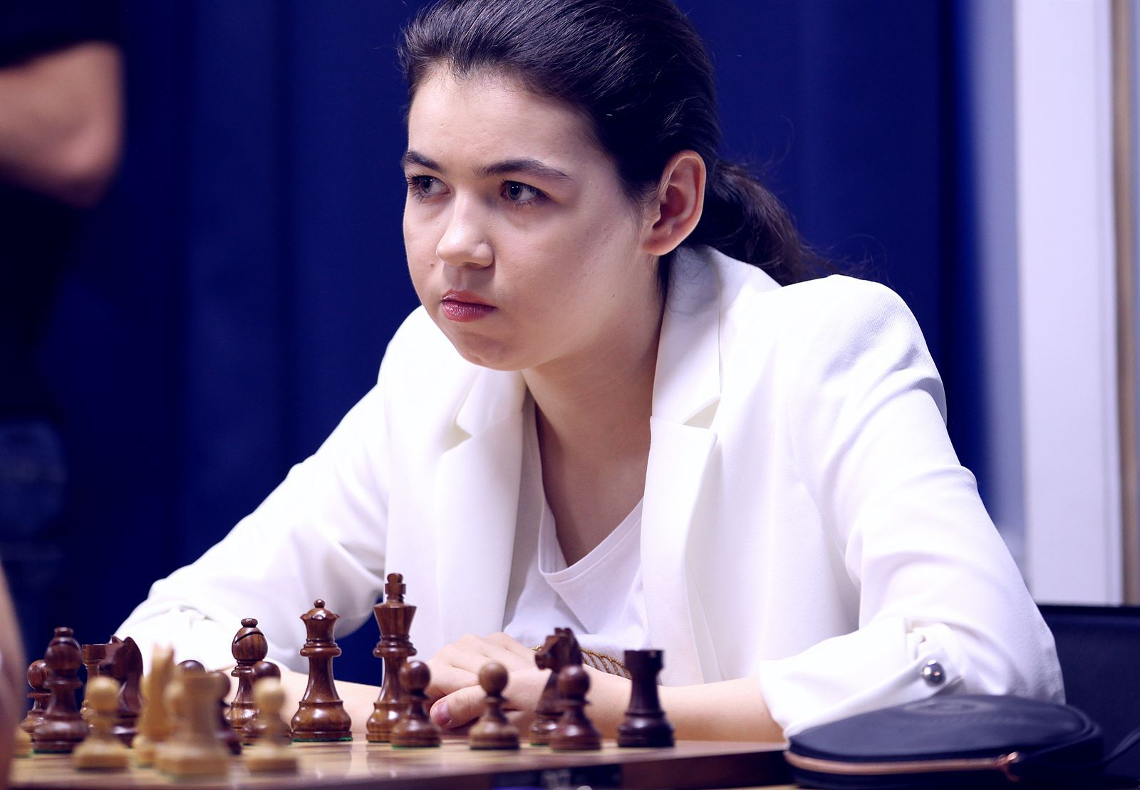 Goryachkina powers towards Candidates triumph | chess24 com